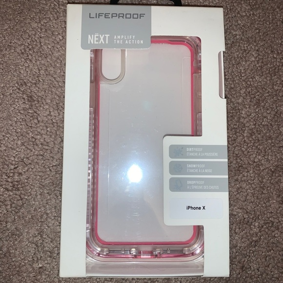 Life proof next case